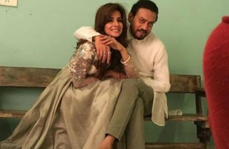 Irrfan Khan and Saba Qamar 1