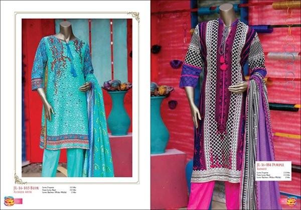 Junaid Jamshed Eid dresses 2016 For Women08