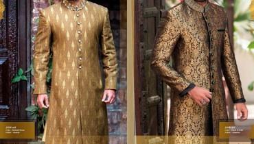 Junaid Jamshed Sherwani Collection 2016 For Men005