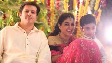 Nadia Jamil Family