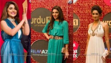 PAS Awards 2016 Red Carpet Photo