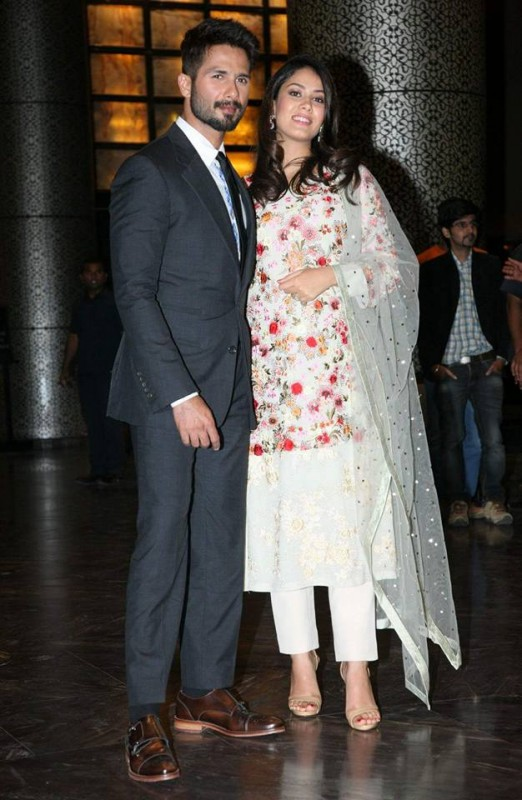 Preity Zinta and Gene Goodenough's reception Pictures (4)