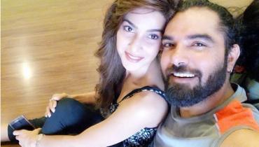 Saba Qamar and Yasir Hussain picture