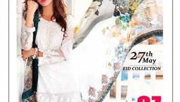 Tena Durrani Lawn Dresses 2016 For Women0014