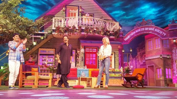 See Wasim Akram proposed his wife Shaneira in Kapil Sharma Show