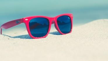 sunglasses at Tesoro