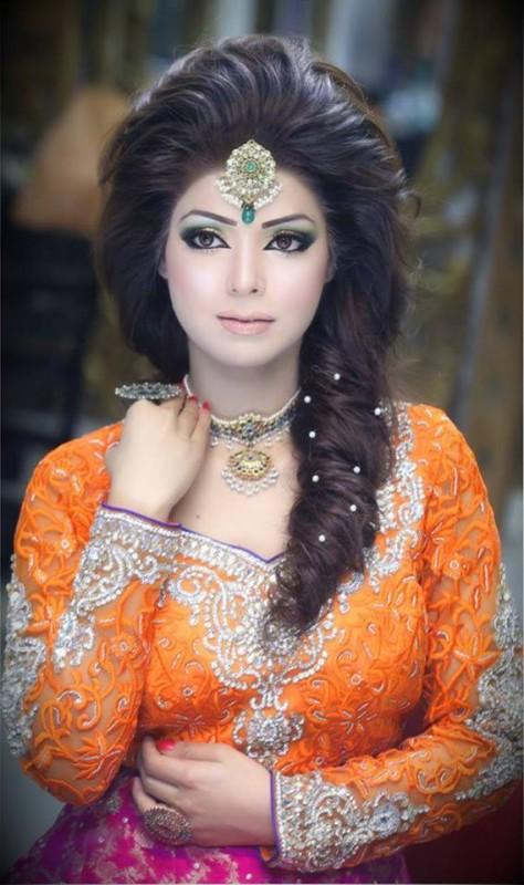 Joora Hairstyles For Short Hair : Bridal hairstyles 2016 (8)