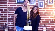 See Fahad Mustafa Celebrating his birthday