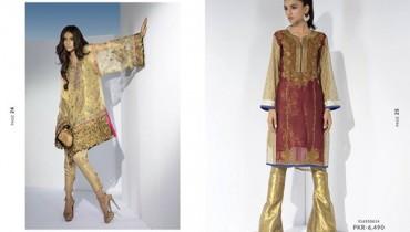 Sana safinaz Ready To Wear Eid Dresses 2016 For Women002