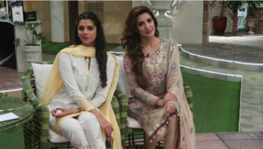 See Sanam Saaed and Mehwish Hayat in Mehman Nawaz