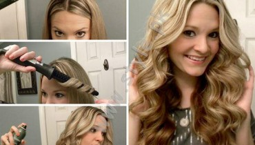 learn how to curl your hair wih curler00