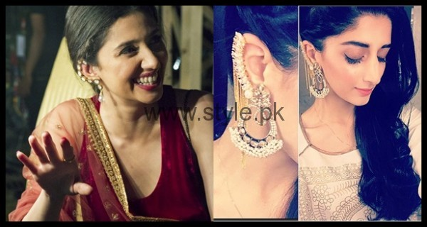 See Ear Cuffs are much in Fashion