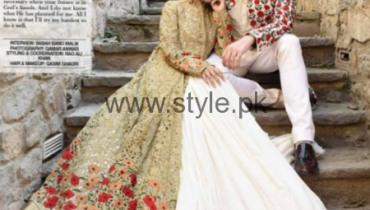 First Photoshoot of Mikal Zulfiqar and his wife for Hello Pakistan (1)