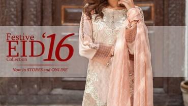 Mausummery Eid Dresses 2016 For Women
