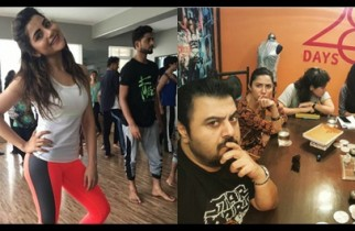 See Pictures of Pakistani Celebrities during Rehearsals of LSA 2016