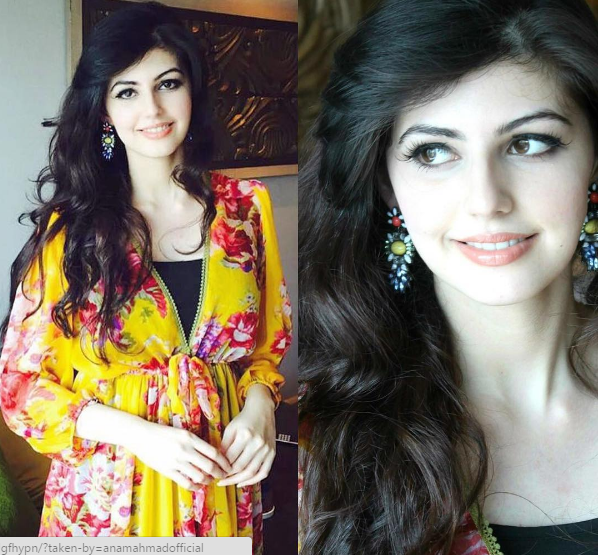 Recent Pictures Of Gohar Mumtaz And Anam Ahmad