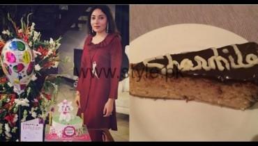 See Sharmila Farooqui's birthday celebration