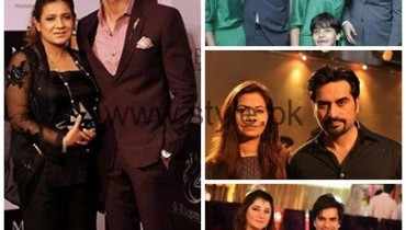 Which Pakistani Actors Looks Younger Than Their Wives