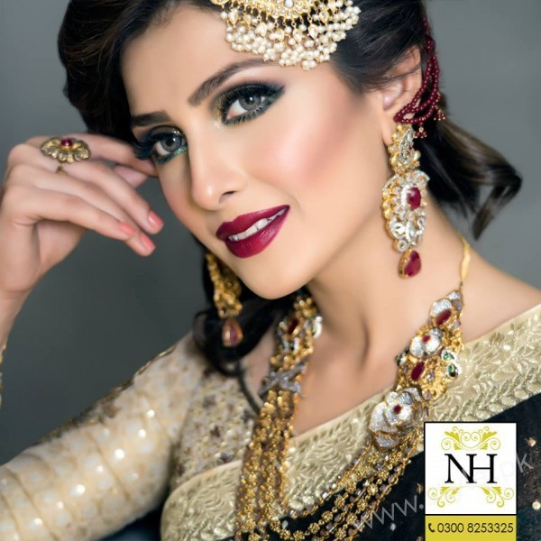 Bridal Makeup ideas 2017 for Wedding Day