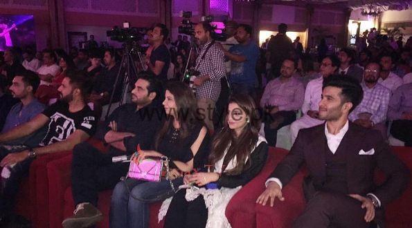 Celebrities at Zindagi Kitni Haseen Hai Music Launch