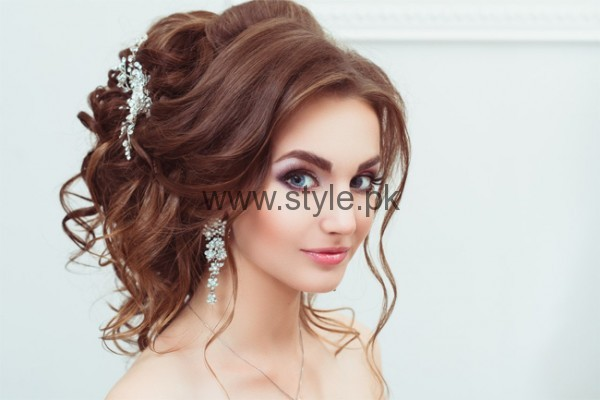 Bridal Hairstyles 2016: Most Beautiful Engagement Hairstyles
