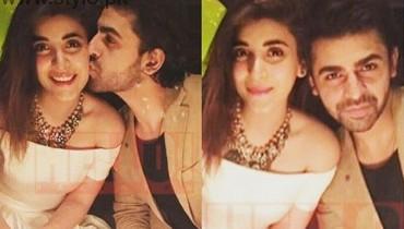 Farhan Saeed Urwa Hocane Dating