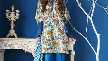 Gul Ahmed Midsummer Dresses 2016 For Women