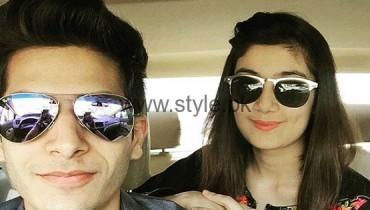 Ins-e-Yazdan and Aaima Mushtaq Couple