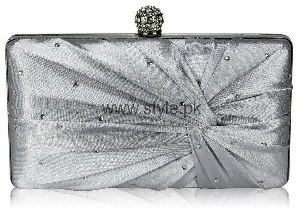 Latest Silver Bridal Clutches 2016 (15)