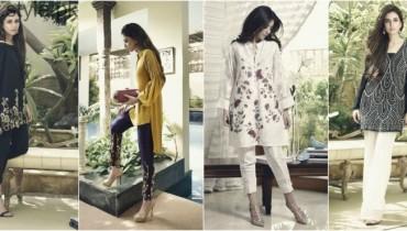 Momina Teli's Eid Collection 2016