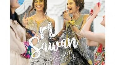 Nishat Linen Midsummer Dresses 2016 For Women002