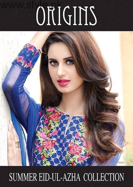 Origins Eid Ul Azha Dresses 2016 For Women002