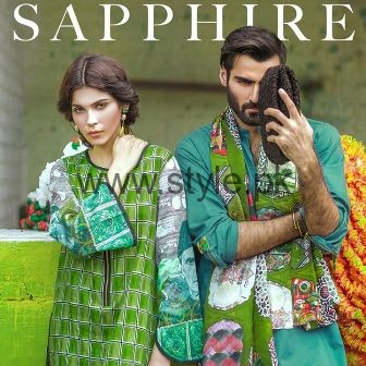 Pakistan's Independence Day Scarves 2016 (4)