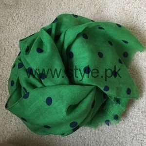 Pakistan's Independence Day Scarves 2016 (6)