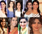Pictures Of Bollywood Actresses In Braids