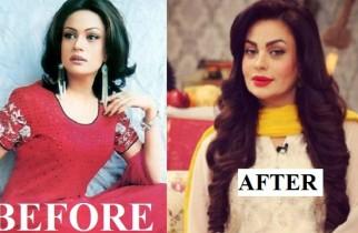 Sadia Imam Weight Loss