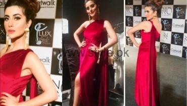 Sohai Ali Abro Lux Style Awards 2016