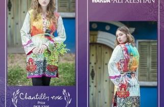 Warda Designer Eid Ul Azha Dresses 2016 For Women