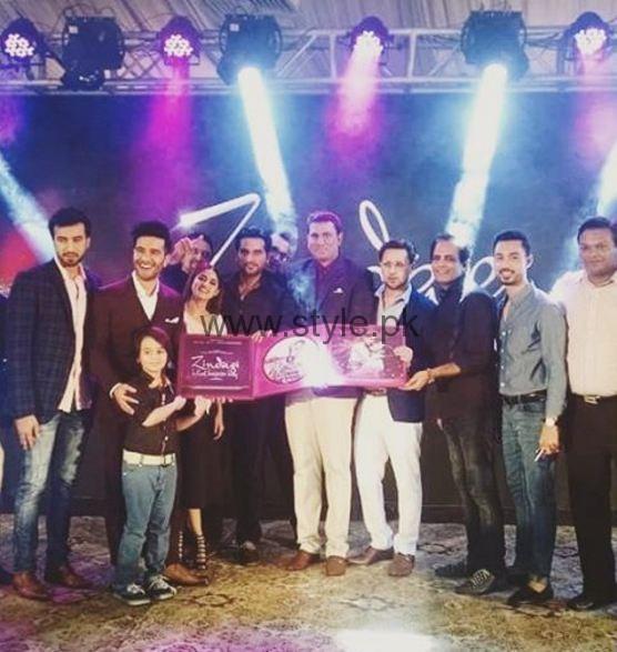 Zindagi Kitni Haseen Hai Music Launch