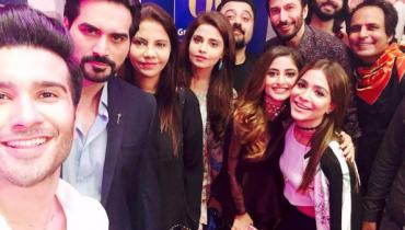 Celebrities at Premiere of Zindagi Kitni Haseen Hai (1)