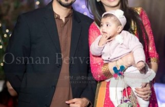 See Family Pictures of Ali Abbas