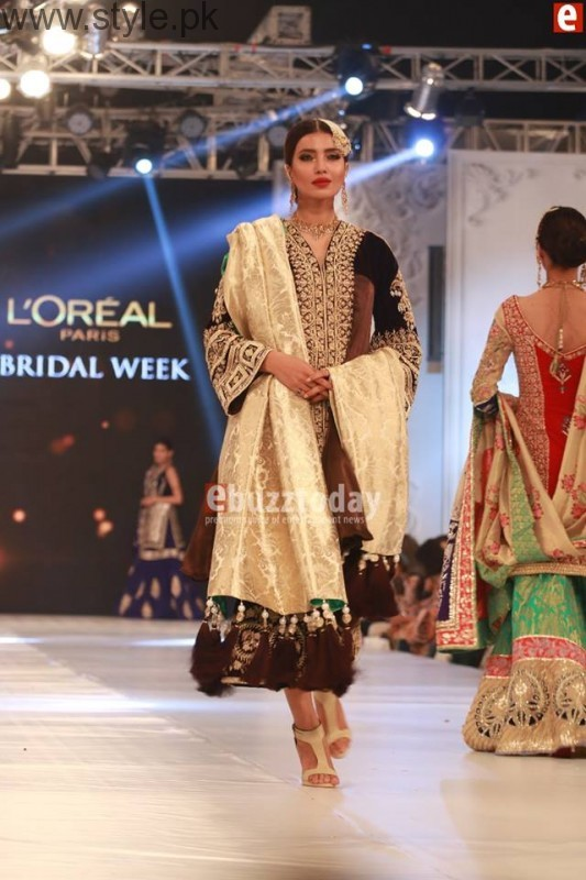 House of Kamiar Rokni at L'Oréal Paris Bridal Week 2016 Day 1 0012