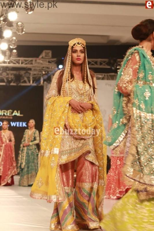 House of Kamiar Rokni at L'Oréal Paris Bridal Week 2016 Day 1 0014