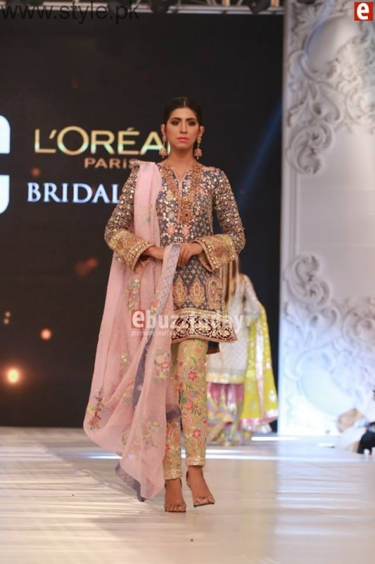 House of Kamiar Rokni at L'Oréal Paris Bridal Week 2016 Day 1 005