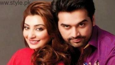 Humayun Saeed and Ayesha Khan