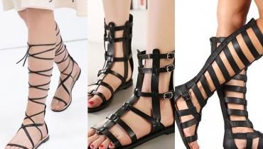 See Latest Gladiator Sandals 2016