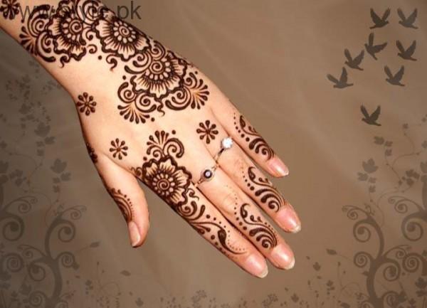 Latest Mehndi Designs for Eid-ul-Azha 2016 (12)