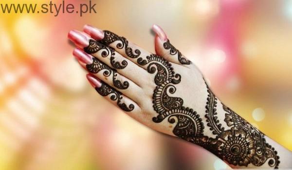 Latest Mehndi Designs for Eid-ul-Azha 2016 (13)