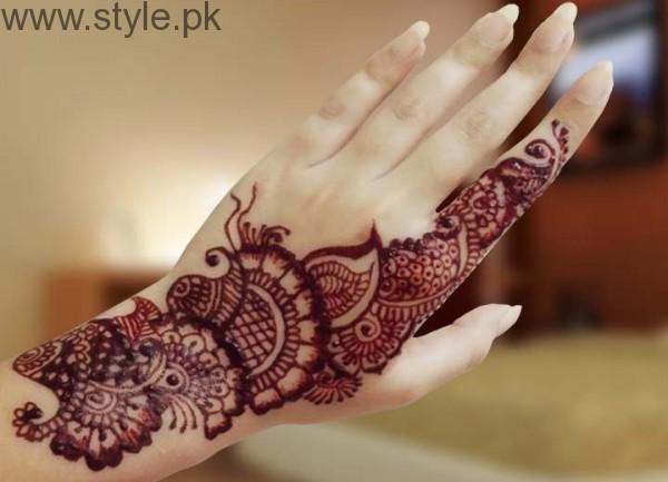 Latest Mehndi Designs for Eid-ul-Azha 2016 (14)