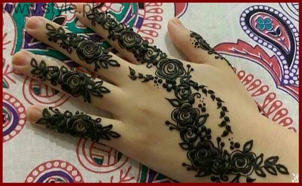 Latest Mehndi Designs for Eid-ul-Azha 2016 | Style.Pk